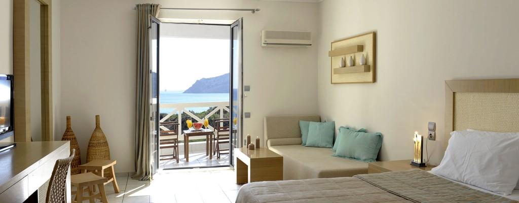 unterkunft golden milos beach